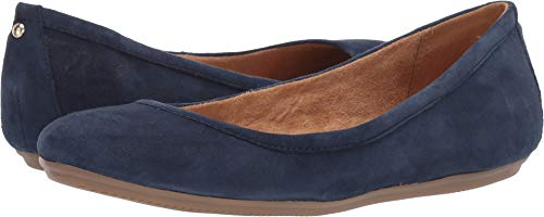 Naturalizer Women's Brittany Navy Suede 7 M US
