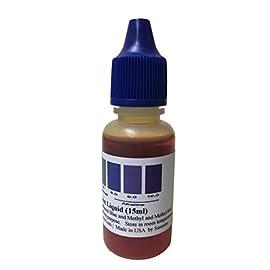 THINK ALKALINE pH Test Liquid (BLU/150-200 Tests) 94