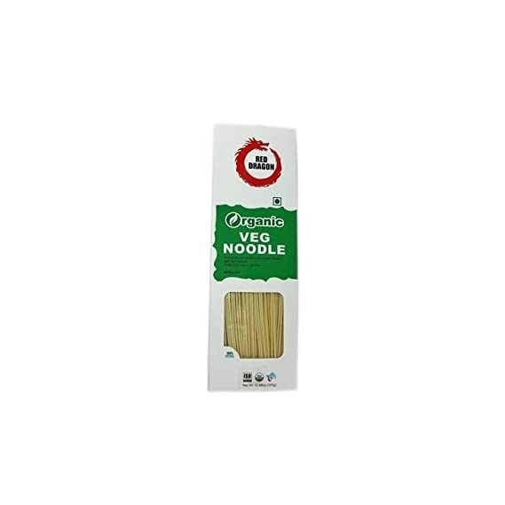 Red Dragon Organic Veg Noodles, 300g