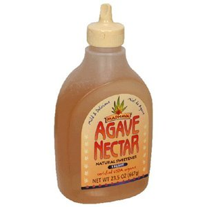 Madhava Organic Agave Nectar Light, 23-ounce (Pack of 2)