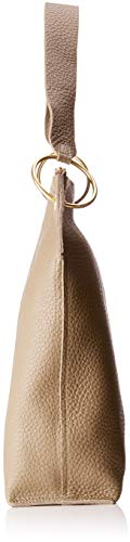 Cc0130101 Bag Grigio Essentielle Coccinelle Shoulder taupe xngYzw
