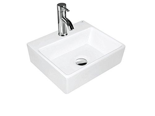 BHD 7002–Ceramic Sink, White by BHD