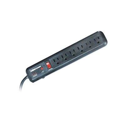 2BG1640 - Eaton Eclipse 6-Outlet Surge Suppressor