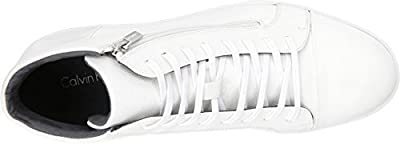 Calvin Klein Men's Balthazar White 11 M US