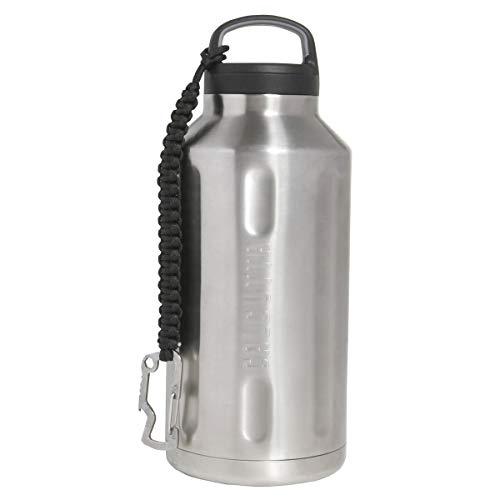 - Calcutta CSSTB-64 Stainless Steel Double Wall Traveler Bottle 64oz