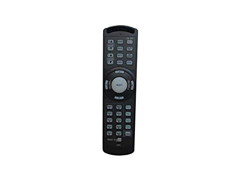 Calvas Replacement Remote Control For Sanyo PLV-HD10 PLV-HD150 PLV-HD100 and Eiki CXPV LC-HDT10D LC-HDT10 3LCD Projector