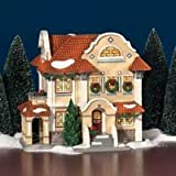 Department 56 Snow Village Mission Style House 55332