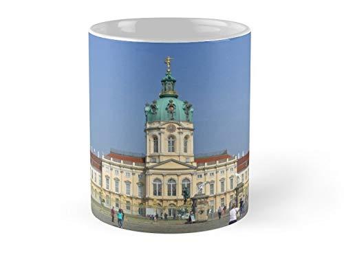 Charlottenburg Palace - Charlottenburg Palace Berlin Mug - 11oz Mug - The best gift.