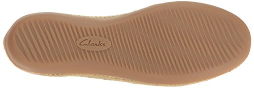 Black Leather Women's Danelly Alanza Flat Clarks SqFw0ARS