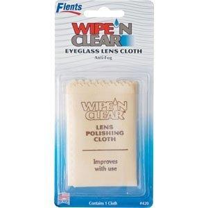 Flents Lens Polishing Cloth product image