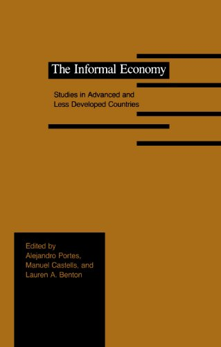 The Informal Economy: Studies in Advanced and Less Developed Countries