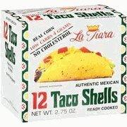(La Tiara Taco Shells, 12-count Box (Pack of Six Boxes))