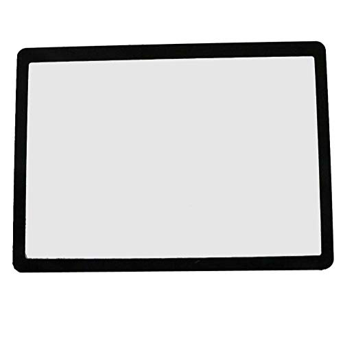 - 2pcs Outer LCD Screen Window Glass Replacement for Canon EOS 600D / Rebel T3i