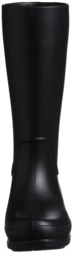 Womens Shoes Wellie Mulberry Waterproof Rain Boot Black Crocs 58qXdwq