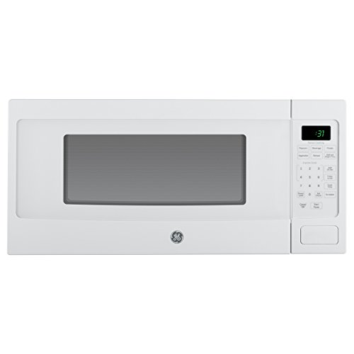 GE PEM31DFWW Profile Countertop Microwave