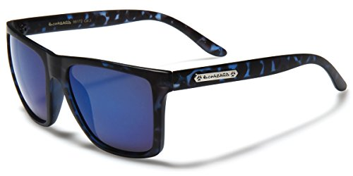 Retro Vintage Wayfarer Style Sunglasses with Color Mirror - Sunglasses Cheap Buy