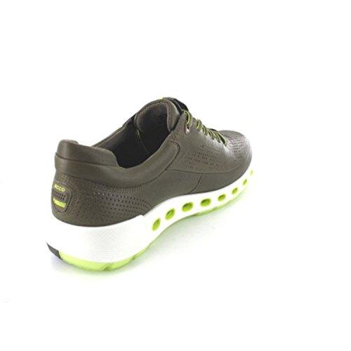 ECCO Cool 2.0, Zapatillas para Hombre Verde (Tarmac)