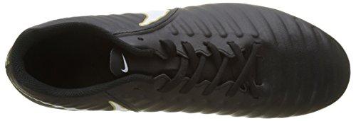 Homme Noir Nike Iv de FG Football Black Chaussures White black Tiempo 002 Rio 8Hg4wTr08q