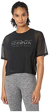 Reebok Womens Short Sleeve DU4851 P, Womens, Short Sleeve