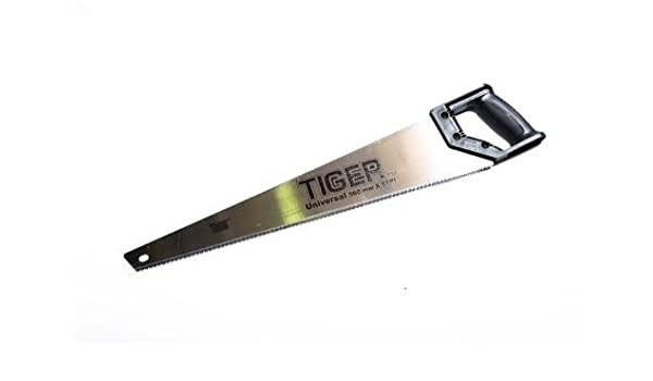 22 Worldwide Tiger Hardpoint Handsaw