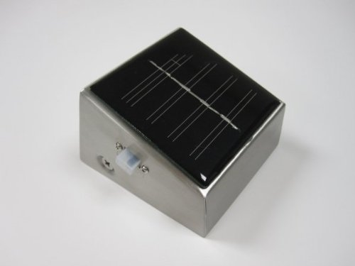 Solar Deck Wedge Lights in US - 7