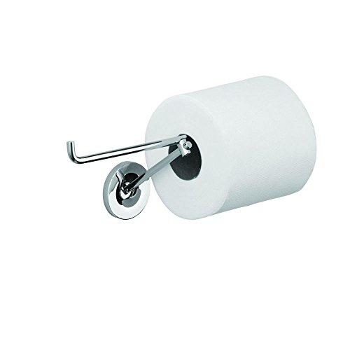 Axor 40836000 Starck Double Toilet Paper Roll Holder in Chrome by AXOR