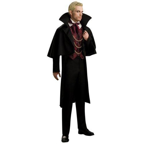 Rubie's Adult Baron Costume, Black, Standard -