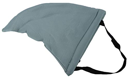 (Polyester Shark Fin Costume Accessory. With 2 Elastic Straps. (1 pc./PBH) 12 Inch Size)