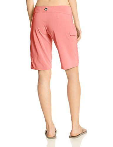 3c5f070f46 Volcom Women's Simply Solid 11 Inch Boardshorts at Amazon Women's Clothing  store: Fashion Board Shorts