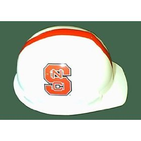 WinCraft NCAA North Carolina State University Packaged Hard Hat by WinCraft