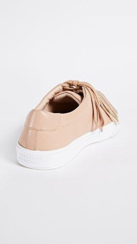 Sneakers Loeffler Randall Donna Logan Nappa Naturale / Metallico