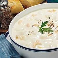 Today Gourmet - Soup - NE Clam Chowder (2 - 64oz Pkgs)
