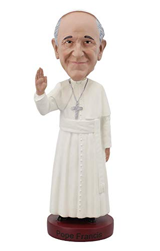 Royal Bobbles Pope Francis Bobblehead -