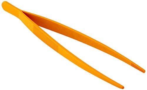 AZLON TWY266 Yellow Tweezers Round product image
