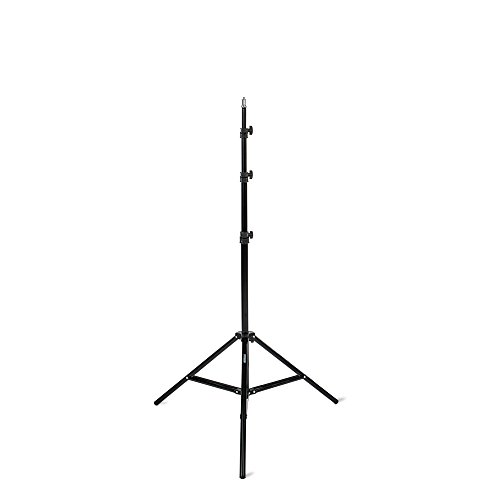 Fovitec - 1x Photography & Video Light Stand 7'6'' - [For Lights, Reflectors, Modifiers][Collapsible] by Fovitec