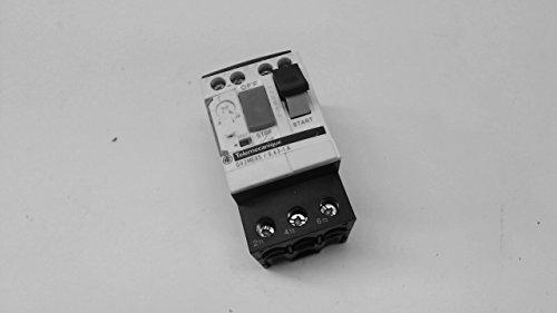 Telemecanique Gv2me05/0.63-1A Motor Starter Circuit Breaker 3 Pole Gv2me05/0.63-1A ()