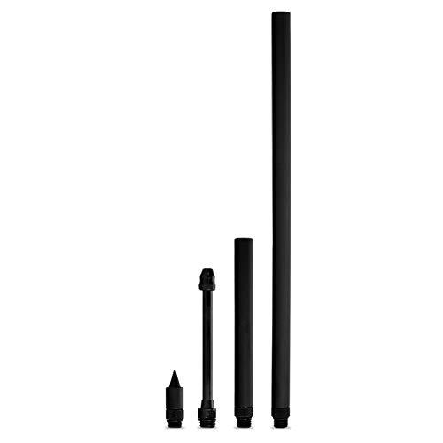 Capri Tools CP21350-EXT Accessory Set For Windstorm High Performance Air Blow Gun, 4Piece