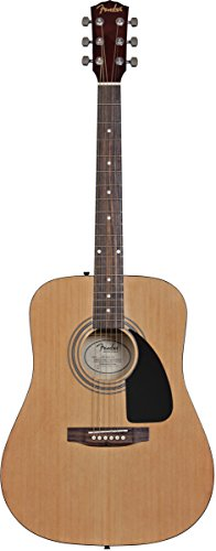 Review Fender Acoustic Guitar Bundle