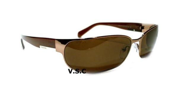 df6d7590f81bf Amazon.com   Prada Spr53f Sunglasses Spr 53f Sun Glasses Brn Mens   Beauty