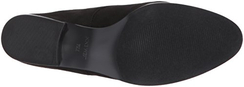 Pictures of Nine West Women's HENRII Fabric Slipper 25027740 Black Fabric 7