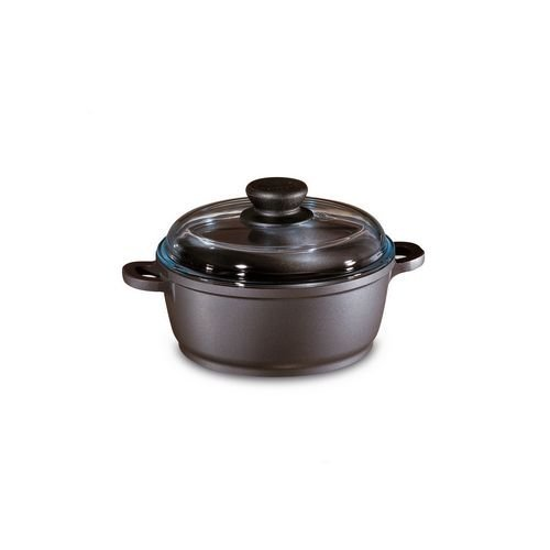 Berndes 674026 Tradition Dutch Oven with High Dome Cover Lid, 4.25 Quart (Berndes Non Stick Dutch Oven)