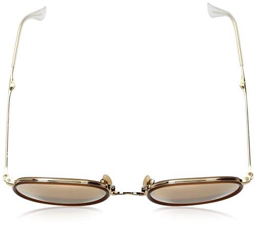 001 001 RB Ban ROUND Ray Sonnenbrille Gold Z2 3517 Z2 wFqaT