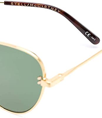 Gafas de Sol Stella McCartney SC0157S GOLD/GREEN mujer ...
