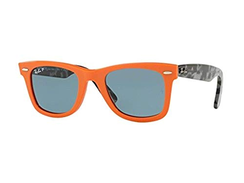 Ban Gafas sol WAYFARER ORIGINAL 124252 ORANGE RB2140 de Ray dqZYxFCd
