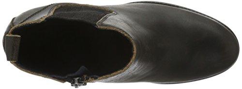 Hilfiger Denim B1385oo 1a, Zapatillas de Estar por Casa para Mujer Negro - Schwarz (Black 990)