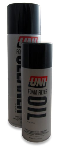 Uni Filter UFM-400 Filter Oil and Cleaner Service Kit -