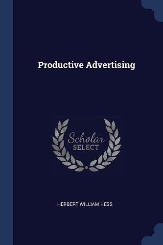 Download Productive Advertising pdf