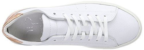 Weiß Hip 82kr D1219 Baskets Femme 162 Blanc 30le Basses 0000 0p4wraq0