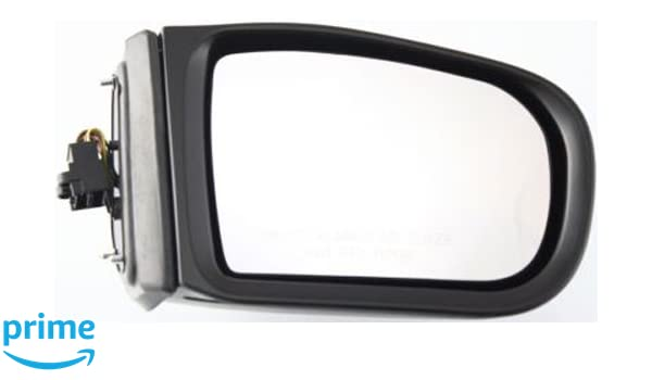 Unknown Partslink Number MB1320112 OE Replacement Mercedes-Benz E320 Driver Side Mirror Outside Rear View