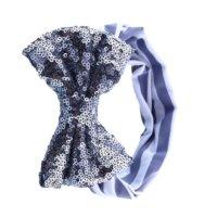Itaar Baby Hairband Girl's Elastic Mix Color Hair Wrap Cute Headwear (7 Pack 15.7'' Bow)